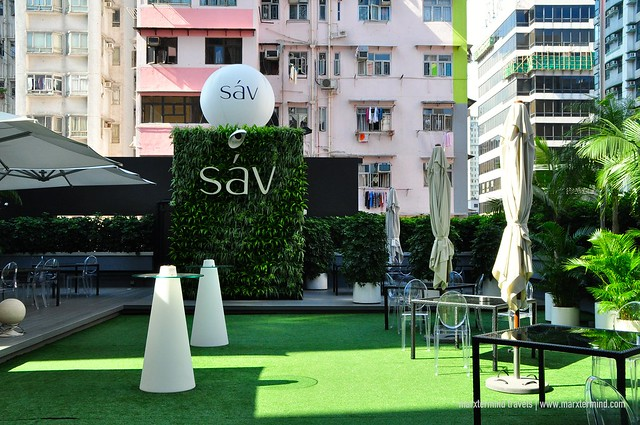 Hotel SAV Hong Kong The Sonic Garden