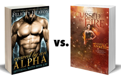 craved by an alpha vs cursed by fire
