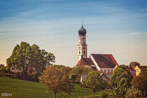 Blick auf Inchenhofen