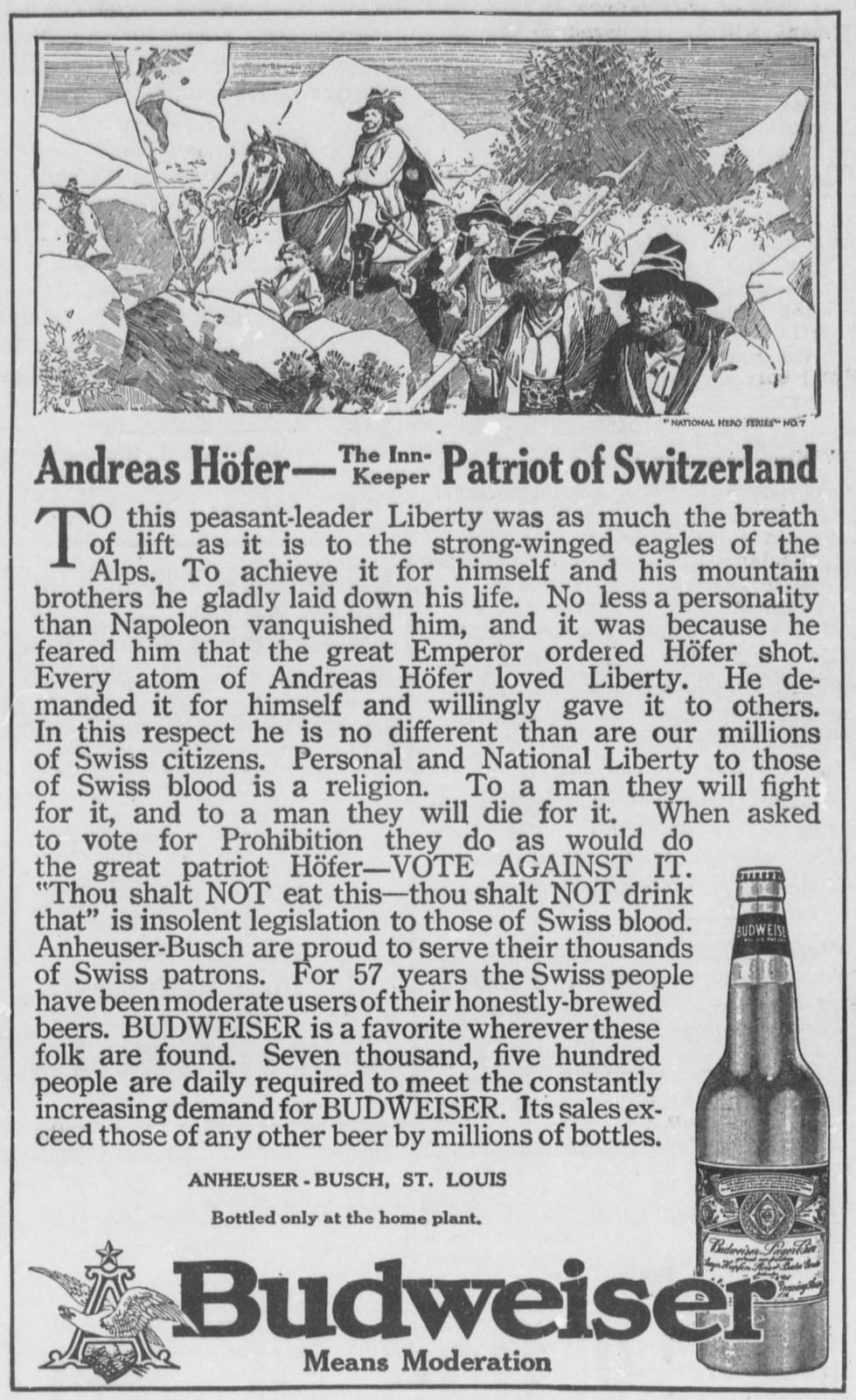 Bud-national-heroes-1914-Andreas-Hofer