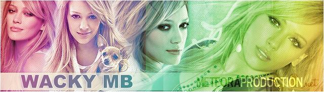 Header - Hilary Duff
