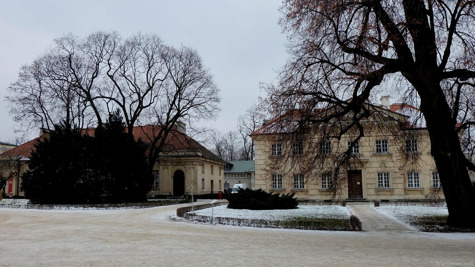 Wilanów, Warszawa, Poland