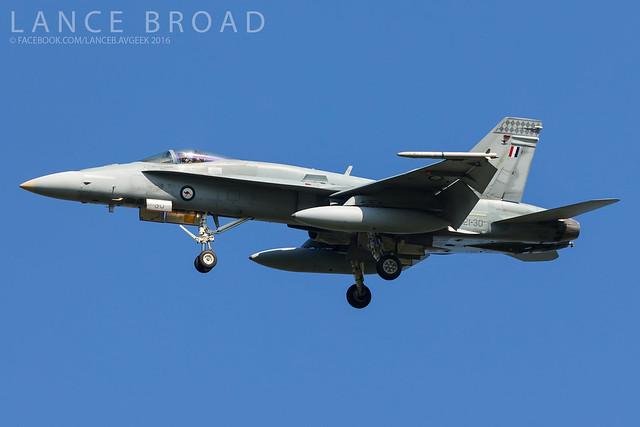 Royal Australian Air Force F/A-18A   A21-30   YAMB