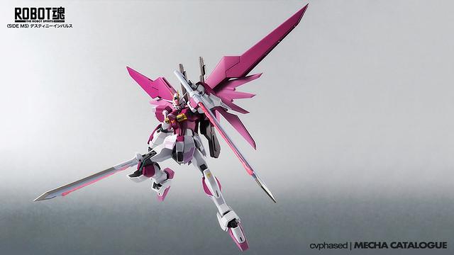 ROBOT Damashii Destiny Impulse Gundam