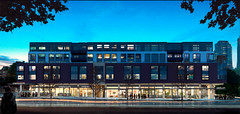 Main Street Gateway Apartments - photo courtesy of Baylis Architects | Bellevue.com