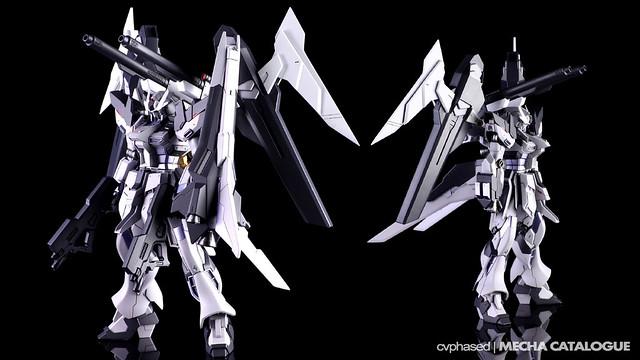 Bandai Hobby Online Shop Exclusive - HGBF Hi-Nu Gundam Influx