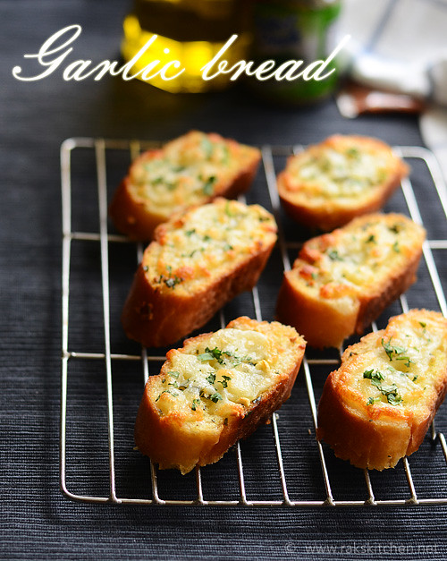 Cheesy-garlic-bread