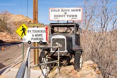 Arizona - Gold King Mine & Ghost Town