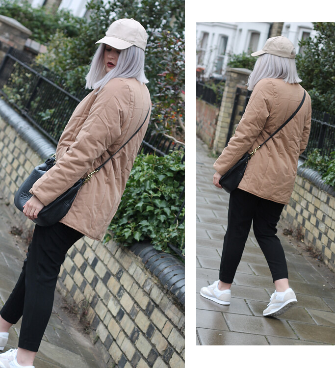 weekday padded jacket 2