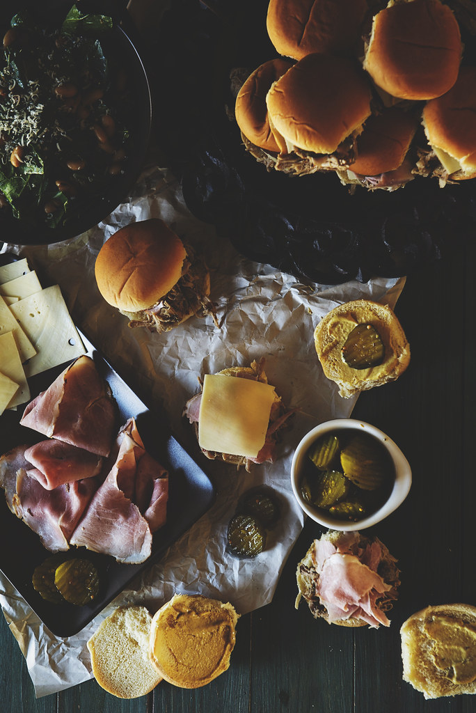Slow Cooker Pork for Cuban Sliders | GirlCarnivore.com