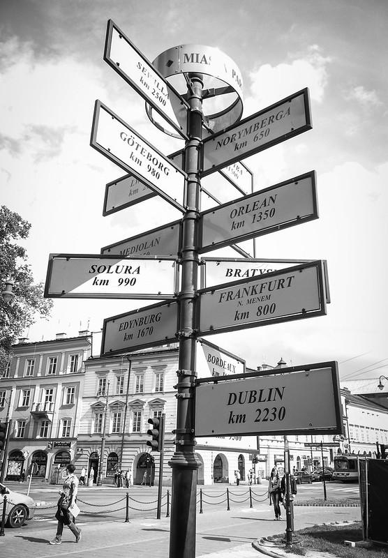 Où vais-je??? Cracovie, Pologne