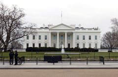 The White House - front