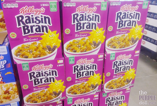 Kellog's Raisin Bran