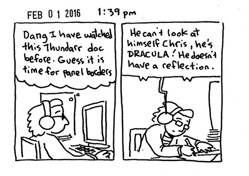 Hourly Comic Day 2016 - 1:39pm
