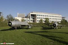 01 - 5301 - Polish Air Force - Sukhoi SU-7 BM - Polish Aviation Musuem - Krakow, Poland - 151010 - Steven Gray - IMG_0424
