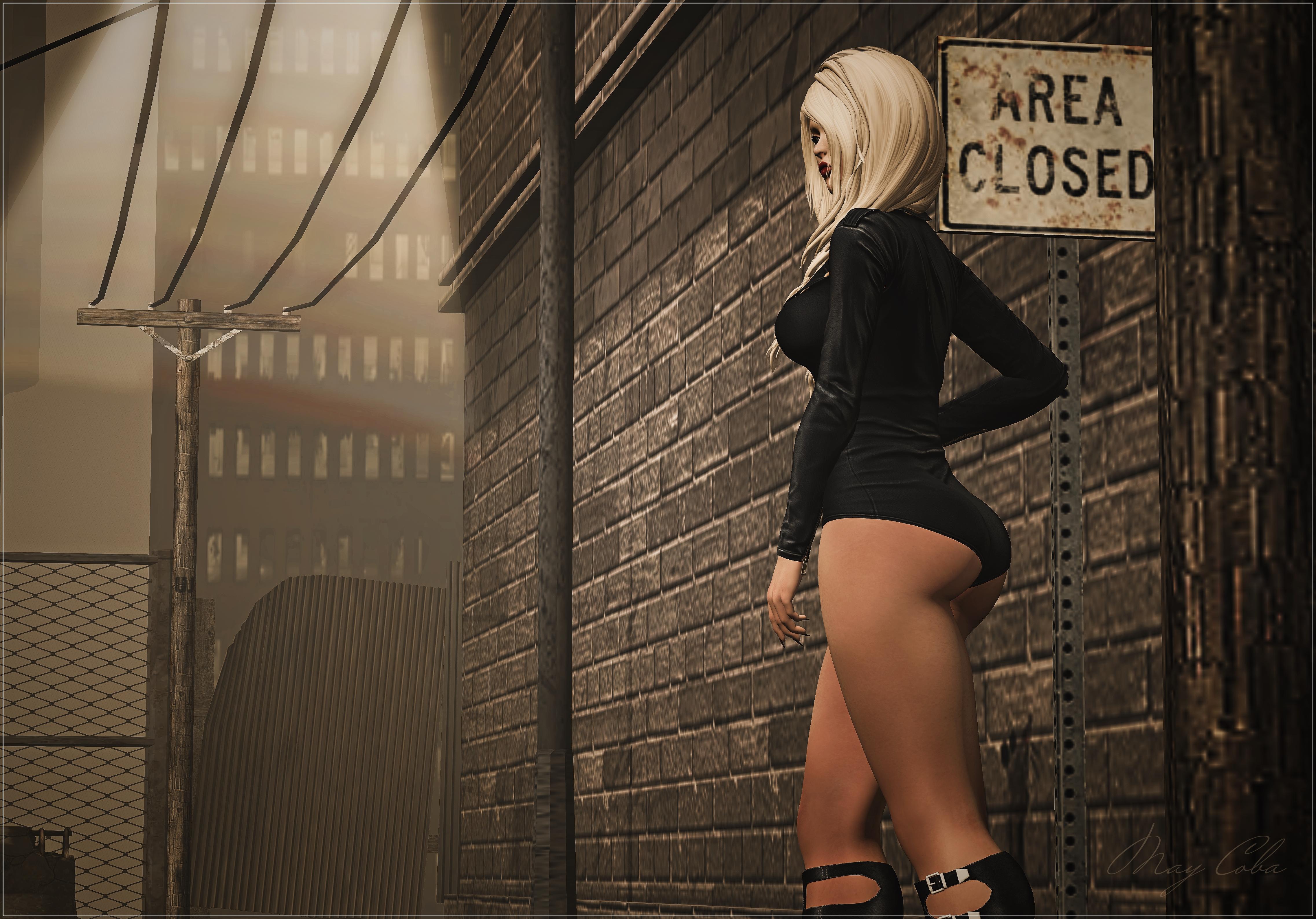 Área Cerrada