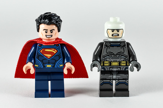 Review LEGO 76044 DC Comics Clash of the Heroes 05