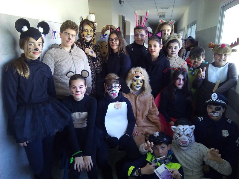 Carnaval  6ºA