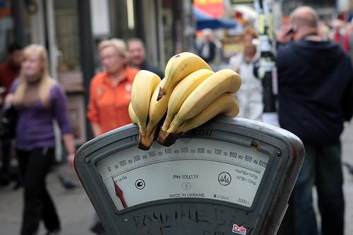 Користь бананів, що почорніли