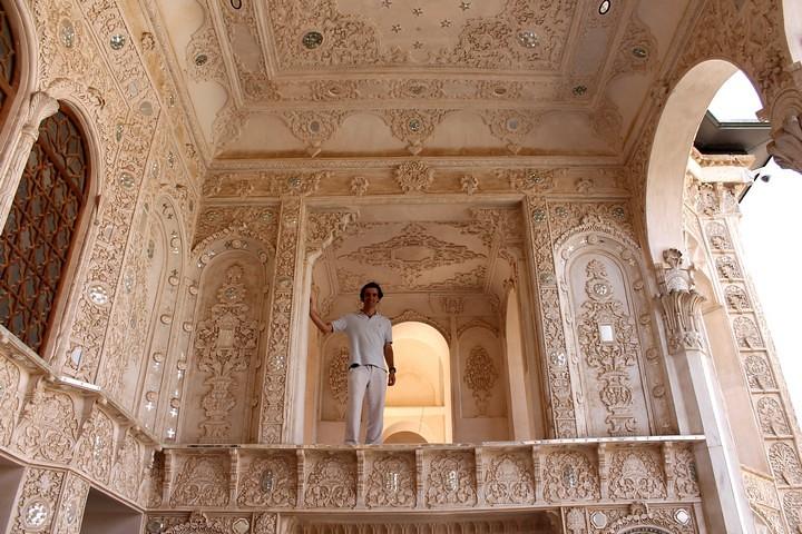 Visitar Kashan
