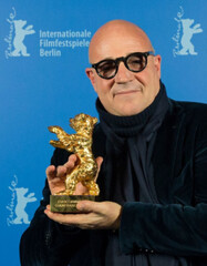 Gianfranco Rosi 2016 Golden Bear