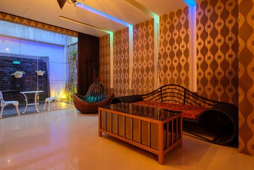 台南平價休息推薦‧房型多變又舒服的媜13汽車旅館_房型110 (5)