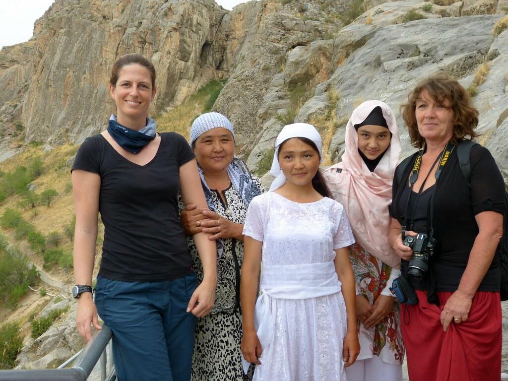 2014 Kirgistan - Menschen