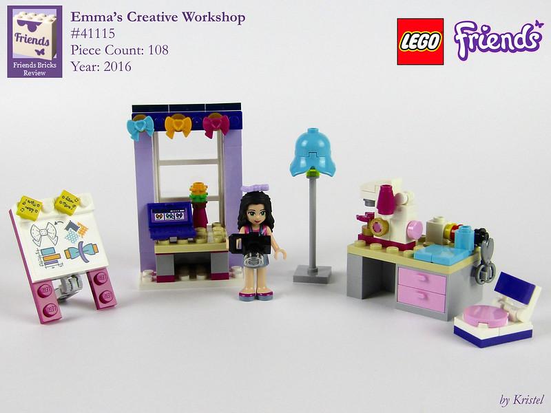 Heartlake Times Review 41115 Emma S Creative Workshop