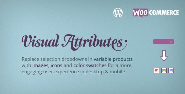 Codecanyon Visual Attributes – WooCommerce Variable Products v1.1.7