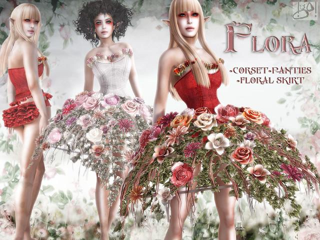 !gO! Flora outfit - vendor