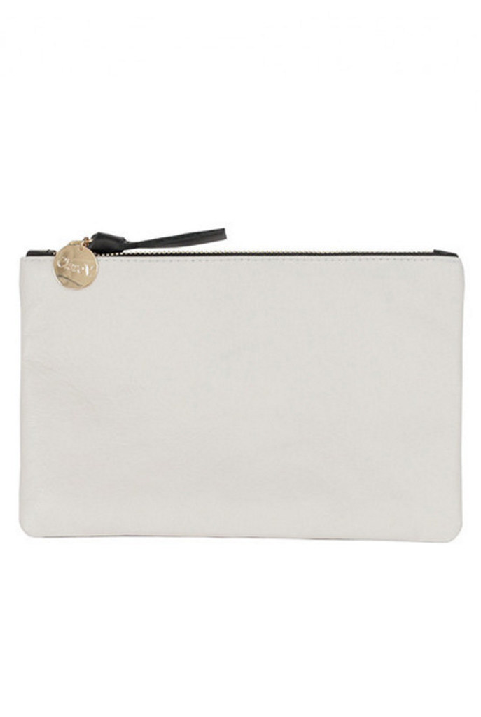 Two Tone Wallet Clutch
