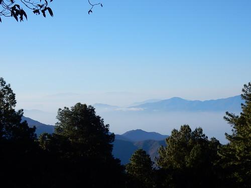 Benito Juarez - uitzicht vroeg in de ochtend