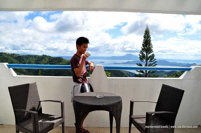 marxtermind at Estancia Resort Hotel Tagaytay