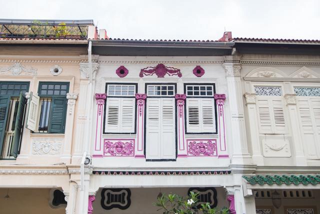 Blair Road Peranakan architecture Singapore