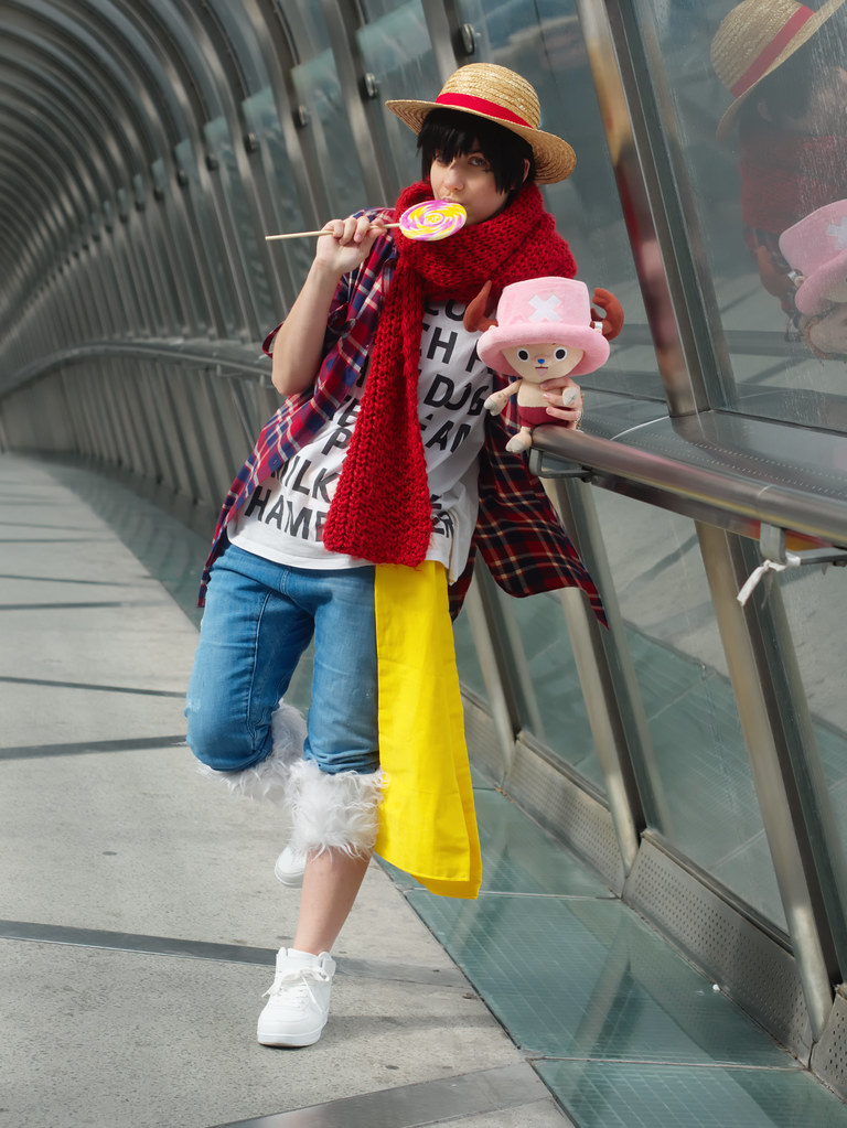 related image - Shooting Luffy - One Piece - La Défense - Paris - 2016-03-29- P1310194