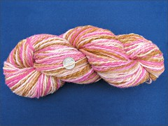 Sweet Heat handspun