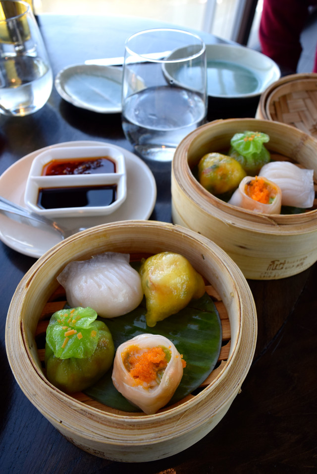 Lunchtime Dim Sum at Hutong, The Shard | www.rachelphipps.com @rachelphipps