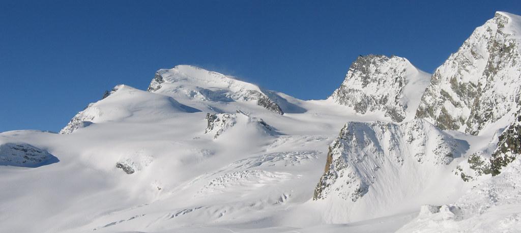 Britannia Hütte Walliser Alpen / Alpes valaisannes Switzerland photo 13