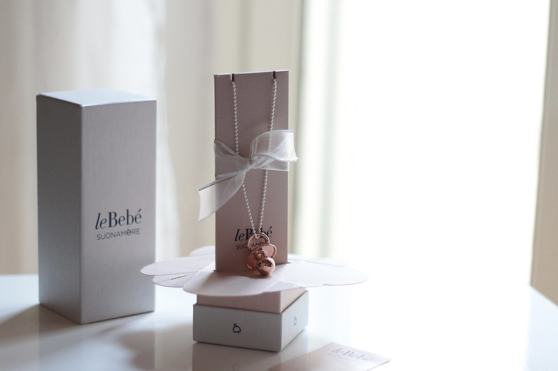 Packaging Suonamore LeBebè