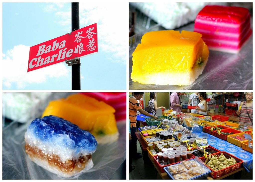 Malacca Food Guide: Baba Charlie Nyonya Cakes