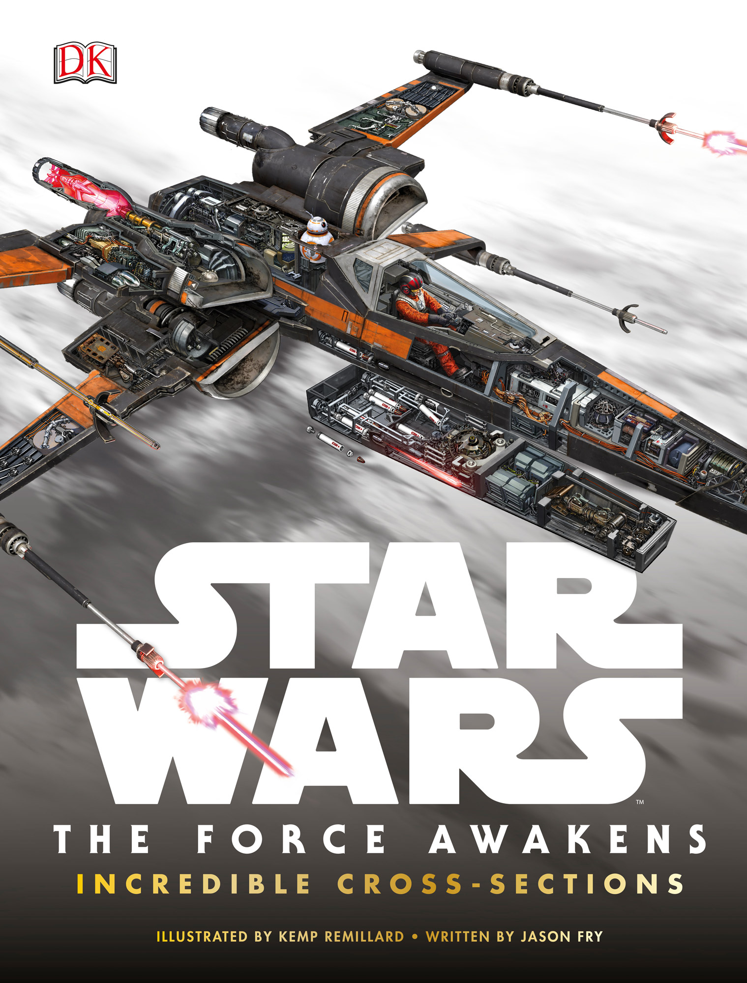'The Force Awakens: Incredible Cross-sections' by Jason Fry (reviewed by Skuldren)