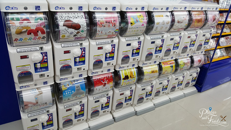 mbk animate bangkok shop gashapon