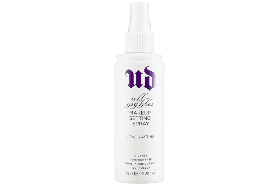 Urban Decay All Nighter Long-Lasting Makeup Setting Spray Review - Sephora Best Seller