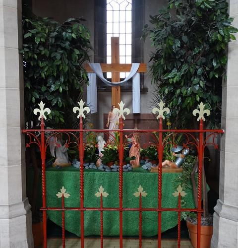 300316 - Easter Garden