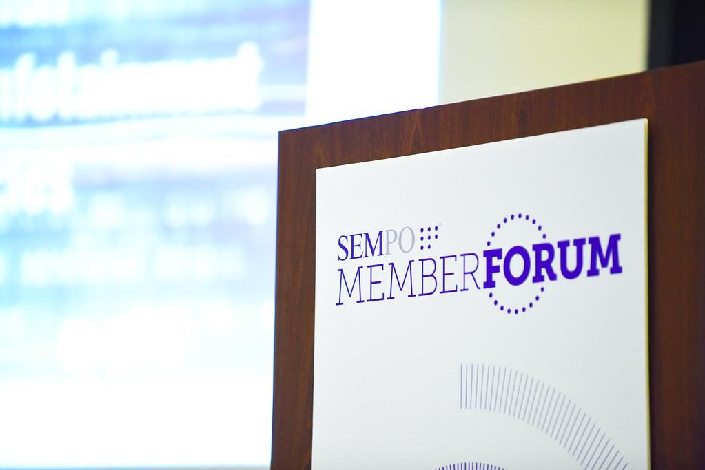 SEMPO Member Forum 2016