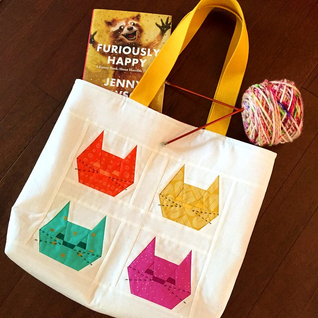 Kitten Around Sew Along - Featuring Kate Basti