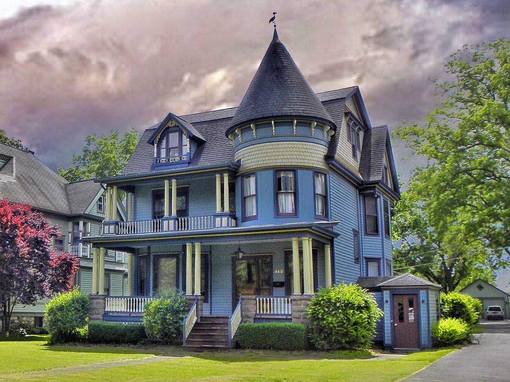 victorian houses. Black Bedroom Furniture Sets. Home Design Ideas