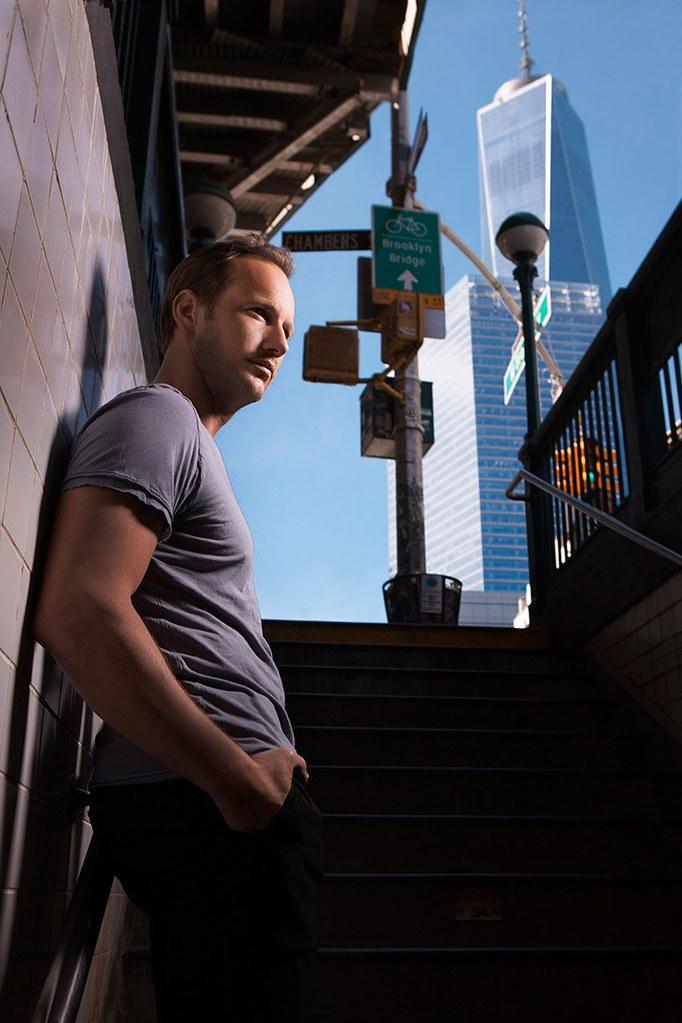 Патрик Уилсон — Фотосессия для «Вид убийства» на «Tribeca» 2016 – 7