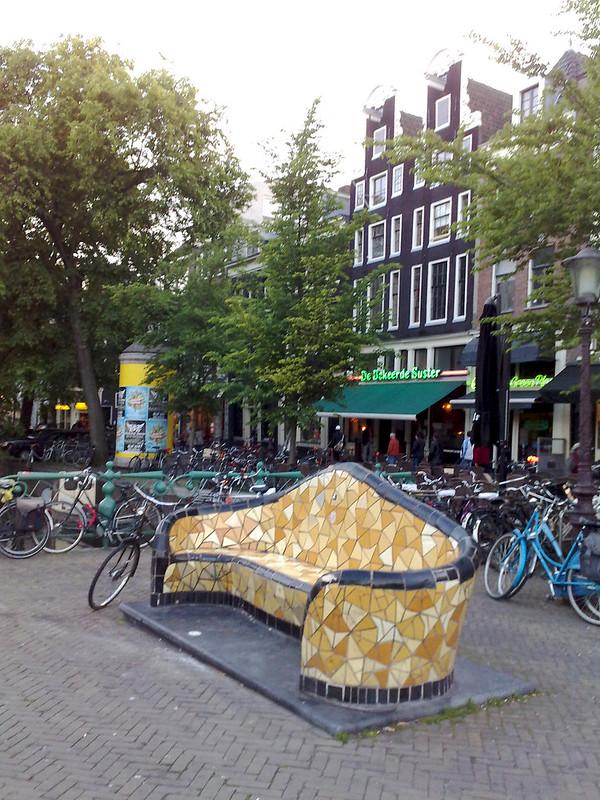 Nieuwmarkt, Amsterdam, Holanda