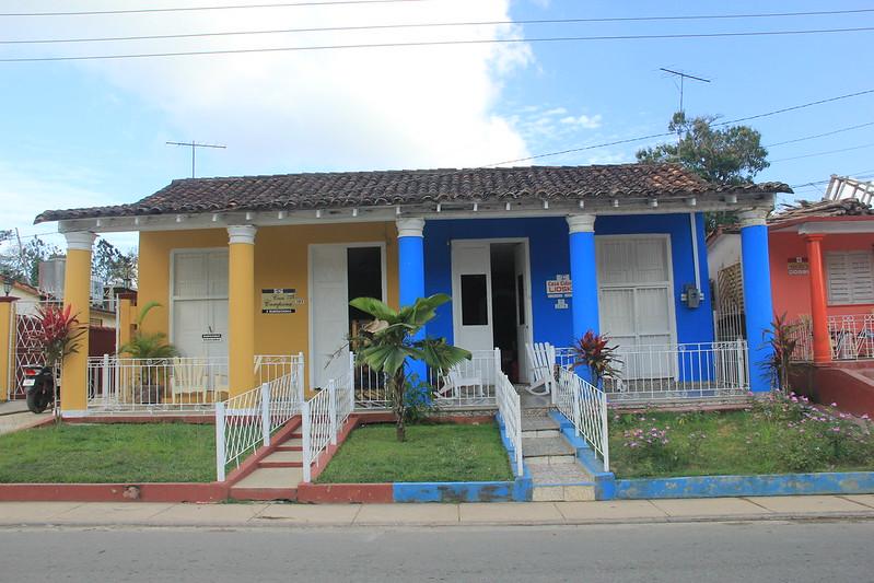 Casa Particulares, Trinidad